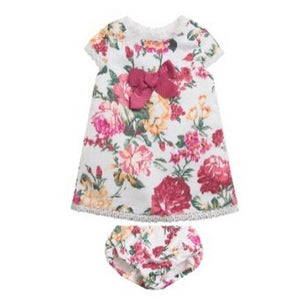 Baby Floral Heart Dress