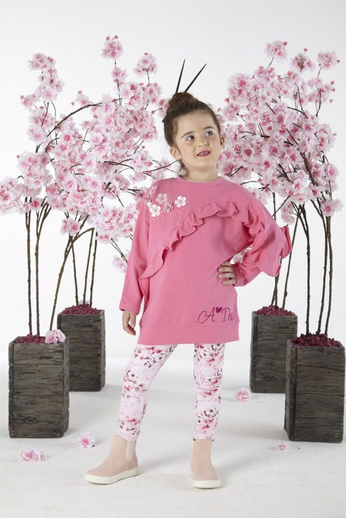 Adee Blossom Jumper & Legging Set