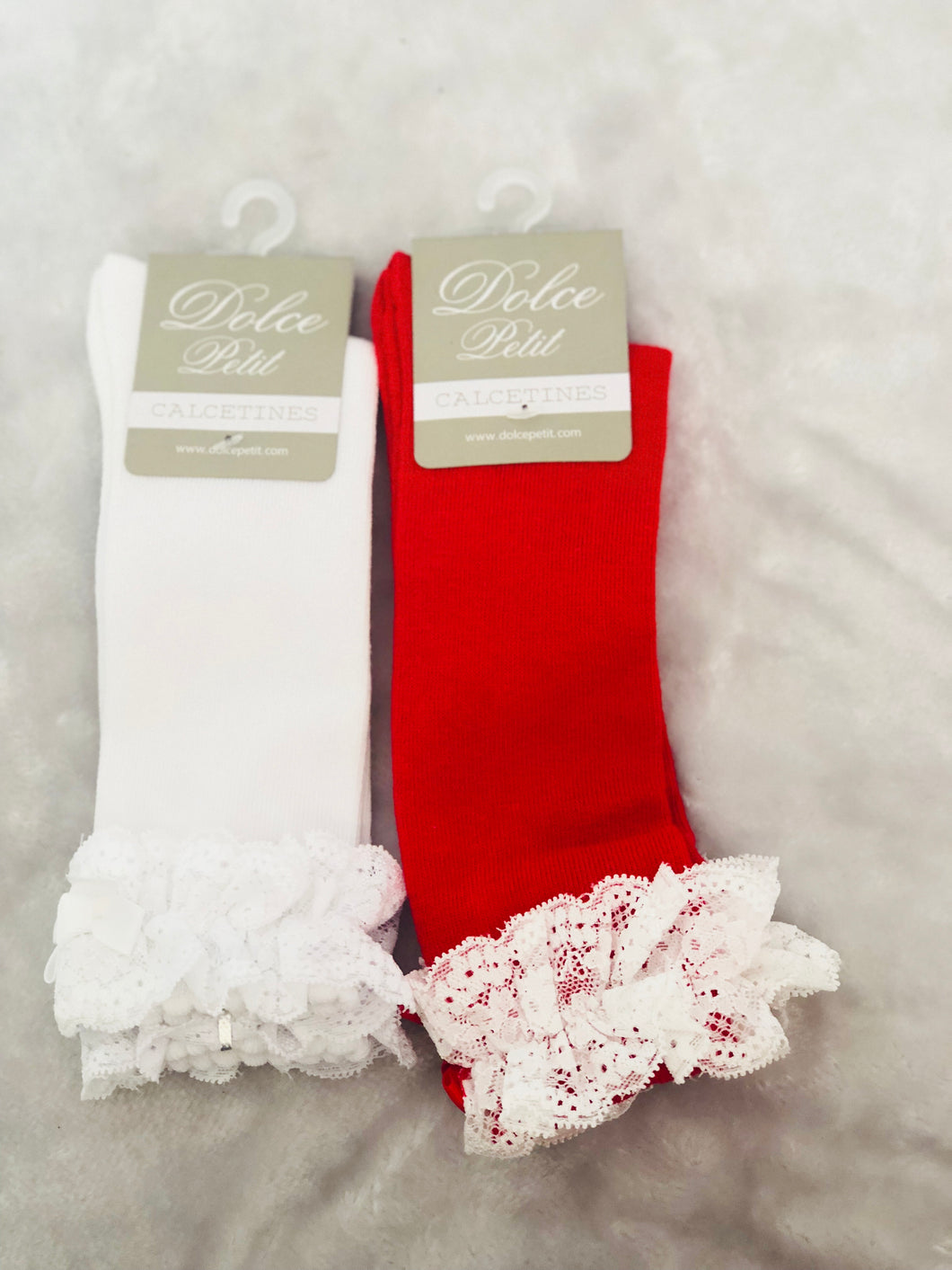 Dolce Petit Knee High Socks