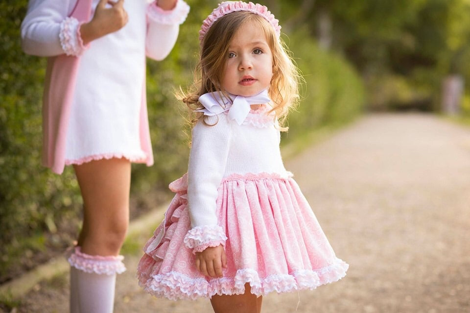 Dolly Dress & Socks