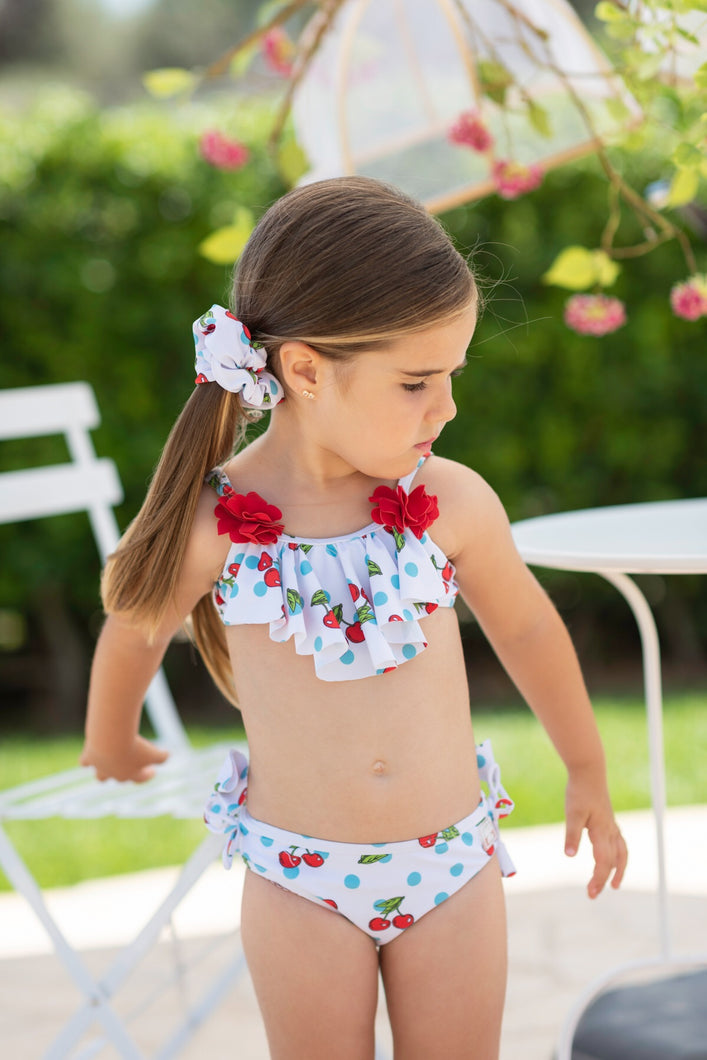 Dolce Petit Cherry Bikini & Hair Bobble
