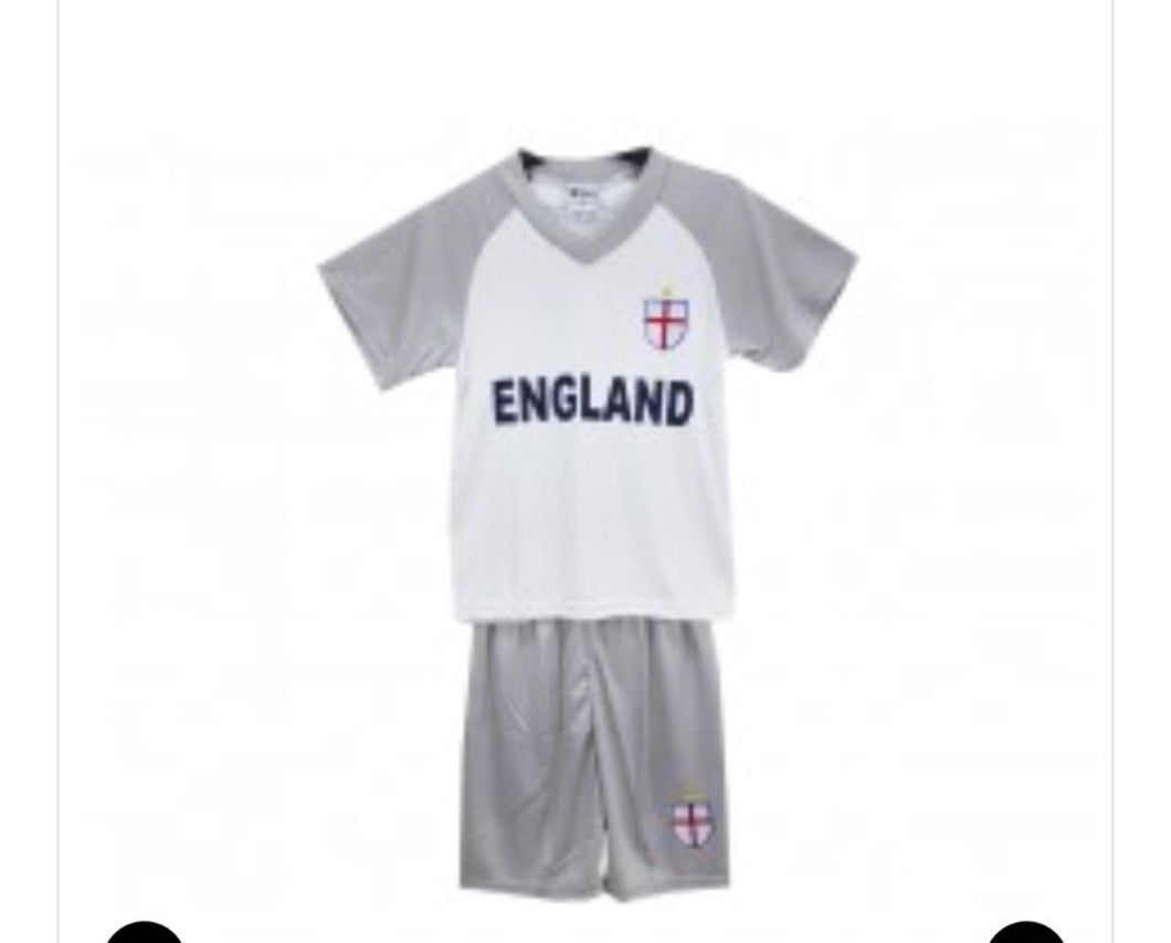 Grey England Set