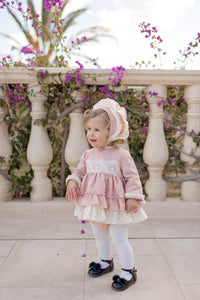 Dolce Petit Pink Dress