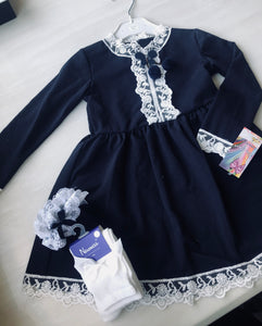 Girls Winter Dress's