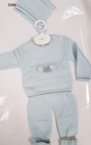 Boys Knit Wear Set
