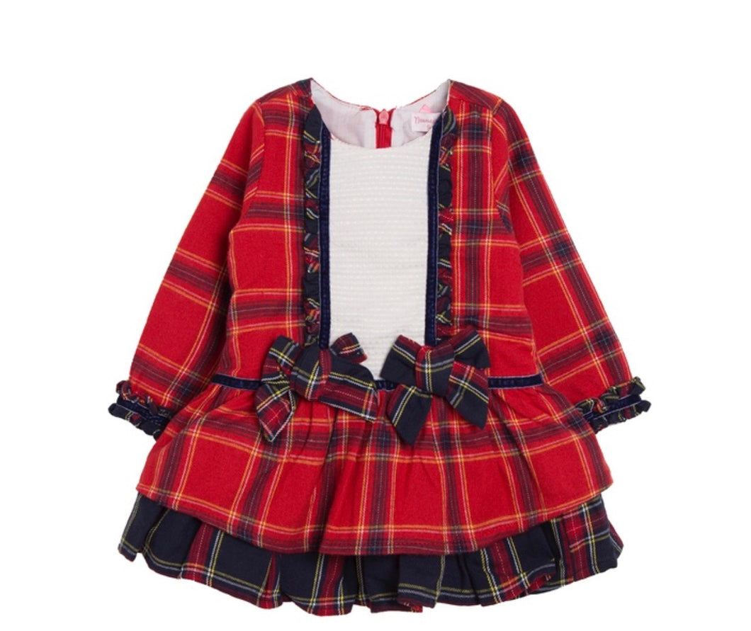 Baby Tartan Dress