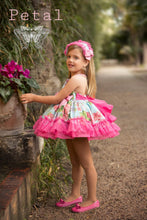 Bella Preciosa Exclusive Petal Dress With Hairpiece Or Bonet