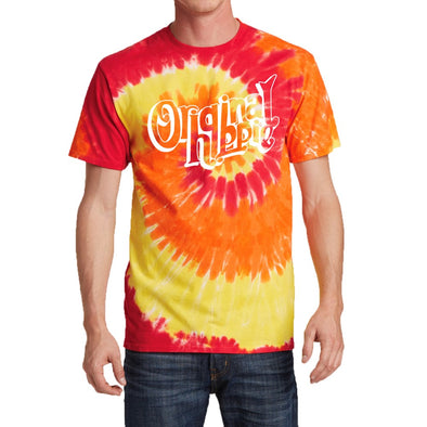 Original Hippie - Blaze Tie Dye Short Sleeve T-Shirt