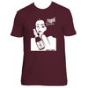 Original Hippie™ - Beauty and The Bottle SS T-Shirt - Maroon