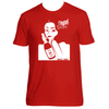 Original Hippie™ - Beauty and The Bottle SS T-Shirt - Red