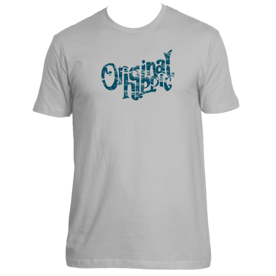 Original Hippie® Classic Short Sleeve T-Shirt - Light Grey