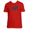 Original Hippie® Classic Short Sleeve T-Shirt - Red