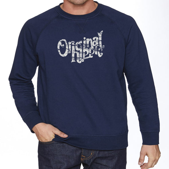 Original Hippie® - Sweatshirt Unisex - Midnight Navy
