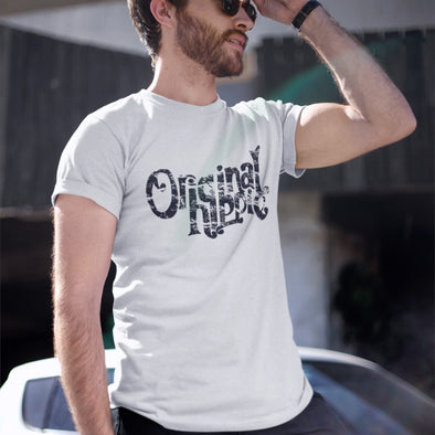 Original Hippie - White Classic Unisex Short Sleeve T-Shirt