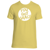 Original  Hippie - You Got Grace - Unisex SS T-Shirt -  Maize Yellow