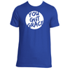 Original  Hippie - You Got Grace - Unisex SS T-Shirt -  True Royal