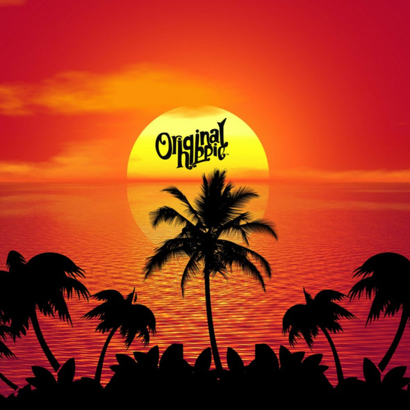 Original Hippie™ Sunset Wallpaper