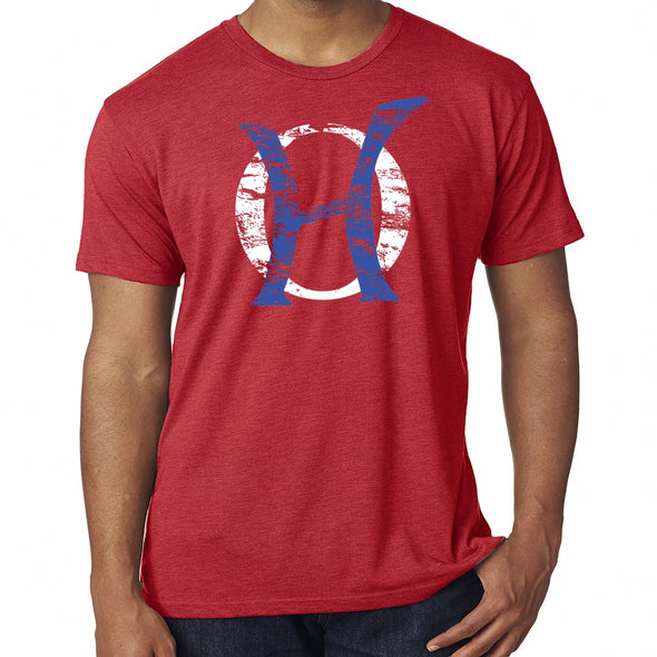 Original Hippie Red Logo T-Shirt