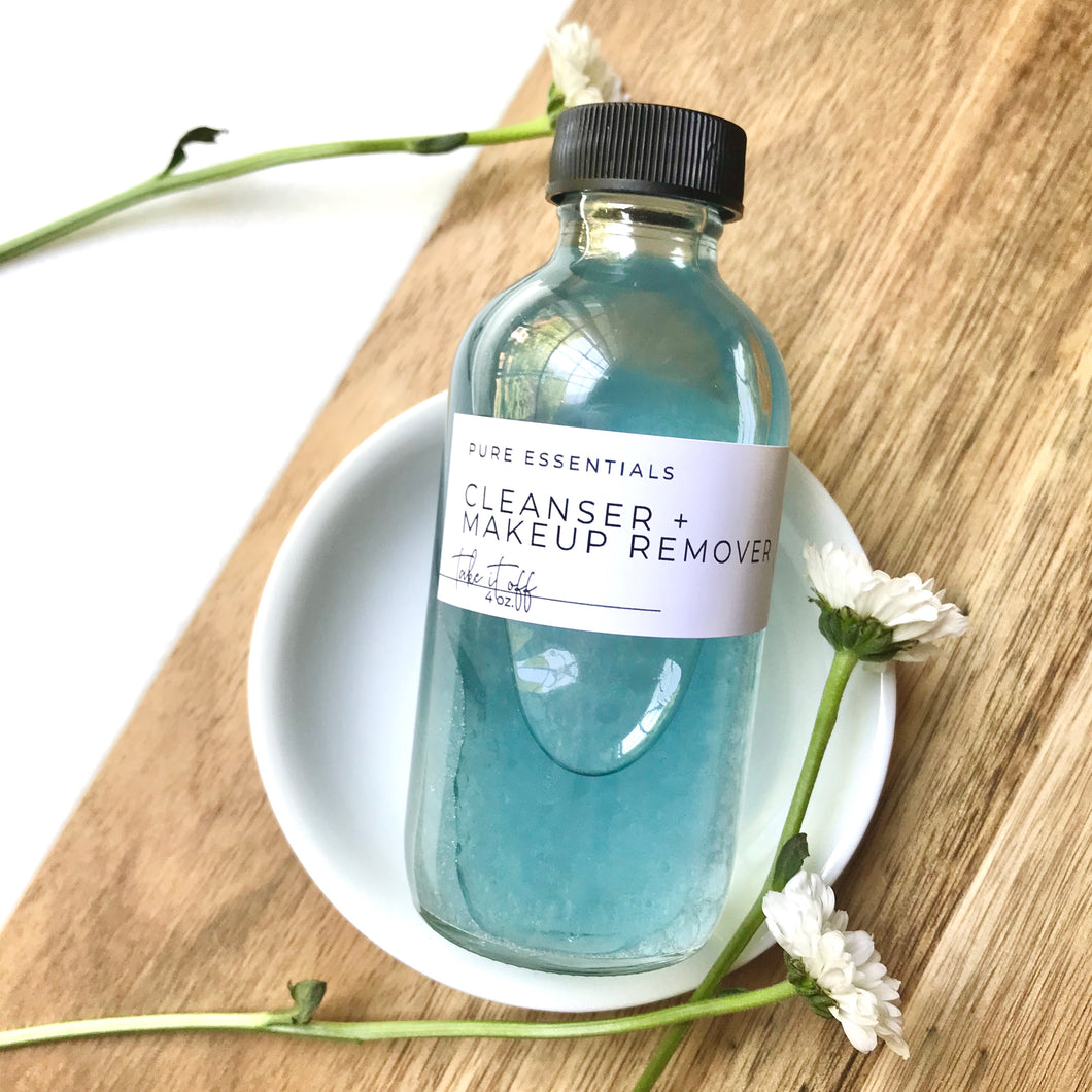 DREAMY CLEANSER + MAKEUP REMOVER