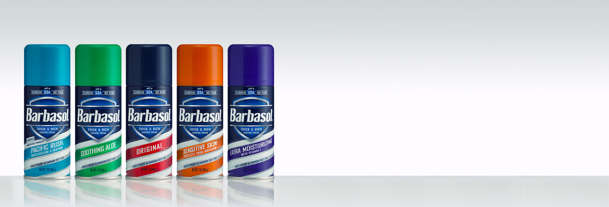 Barbasol | Shaving Razors, Creams and Shave Club for Men