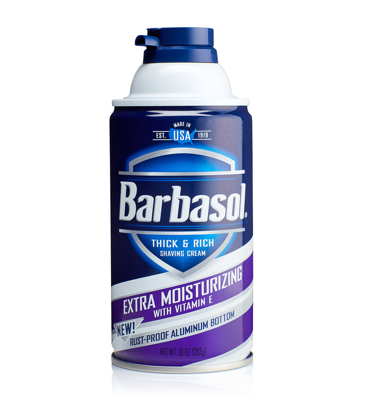 Barbasol Extra Moisturizing with Vitamin E Thick & Rich Shaving Cream