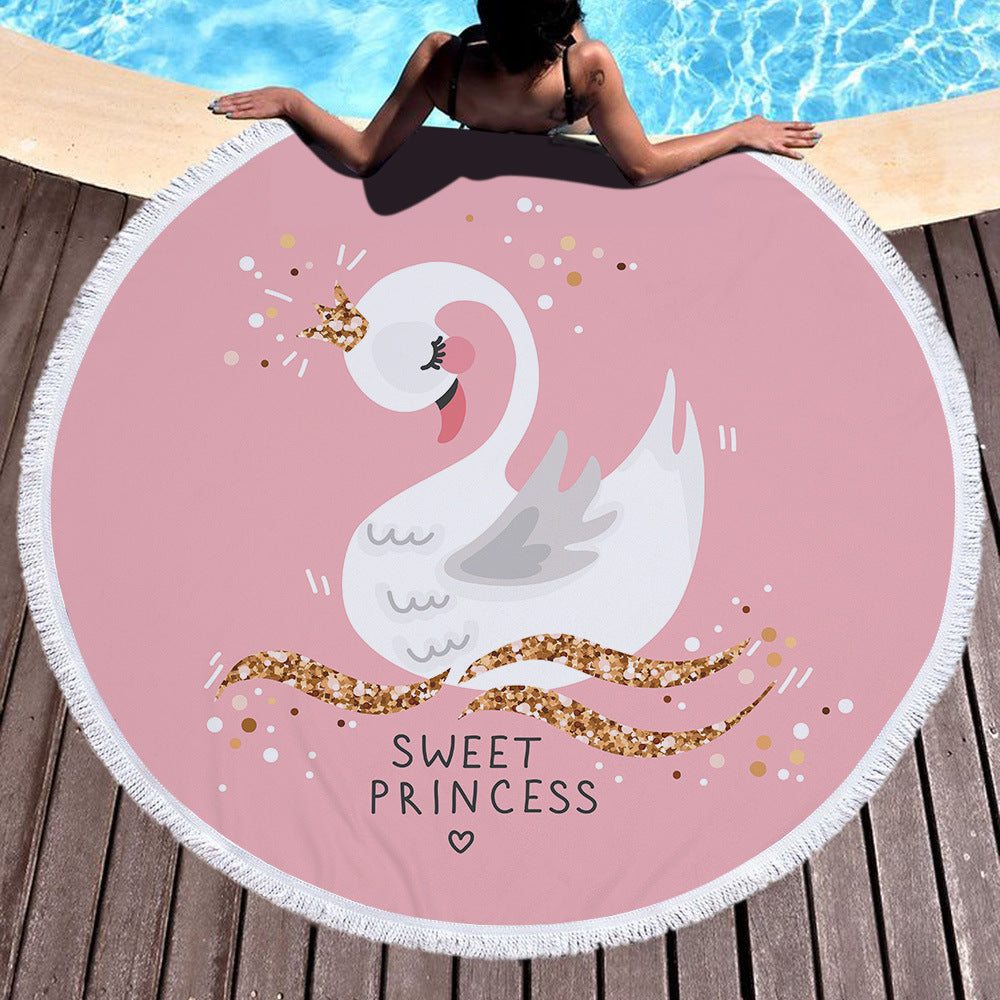 Serviette de plage Sweet Princess