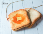 Honey Butter Toast Bag (With Chain)