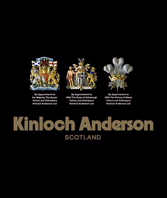 Royal Warrants of Appointment for Kinloch Anderson