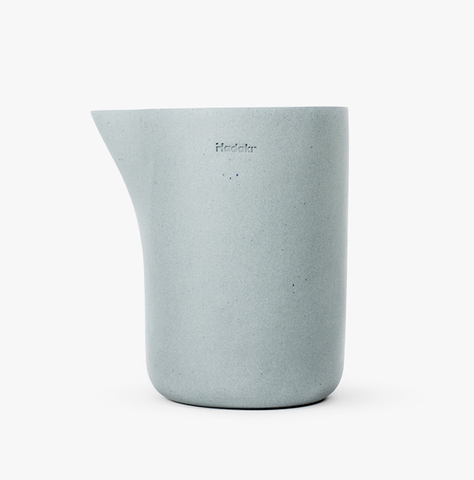 BlueGreen Milk Jug