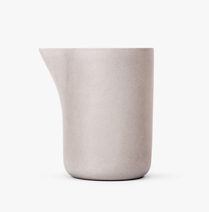 Light Grey Milk Jug