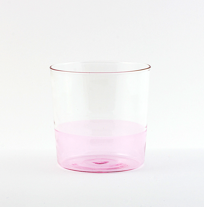 Light Wasserglas ~ Pink