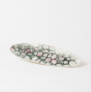 Mermaid Platter ~ Green