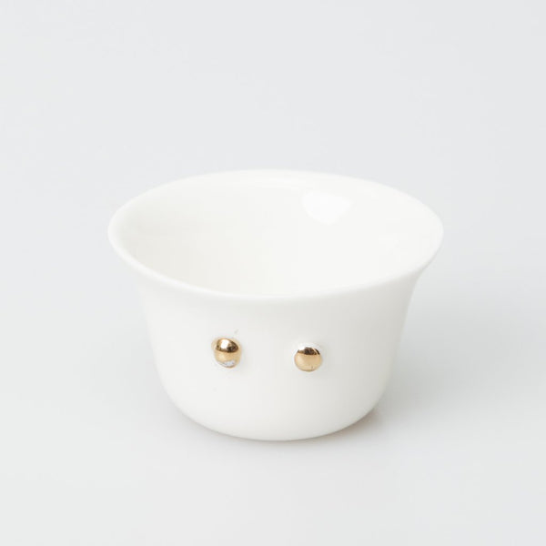 JOY ~ Egg cup with tits ~ Gold large
