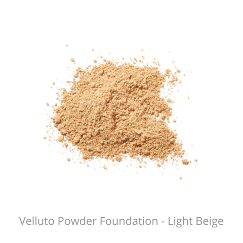 Hynt Beauty VELLUTO Pure Powder Foundation 礦物粉 天鵝絨礦物粉 Lady Lohas  Light Beige