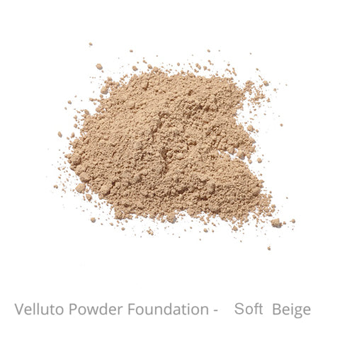 Hynt Beauty VELLUTO Pure Powder Foundation 礦物粉 天鵝絨礦物粉 Lady Lohas  Soft Beige