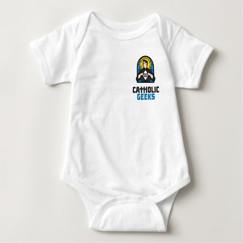 CG in Training Baby Bodysuit