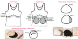 Dawn Post-Surgical Camisole by Wear Ease® Feminine, Supportive, Colors