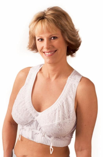 Sarah Bra by Wear Ease® - For Limited Mobility, Can be donned with one hand