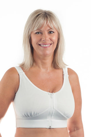 Compression Bra by Wear Ease® Experience Immediate Relief, Breathable Fabric