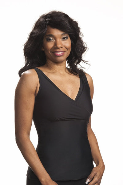 Crisscross Shaper (flattering compression camisole) by Wear Ease® - Shapes and Supports