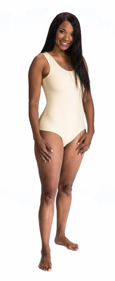 Ellen Compression Bodysuit by Wear Ease®Great for Layering