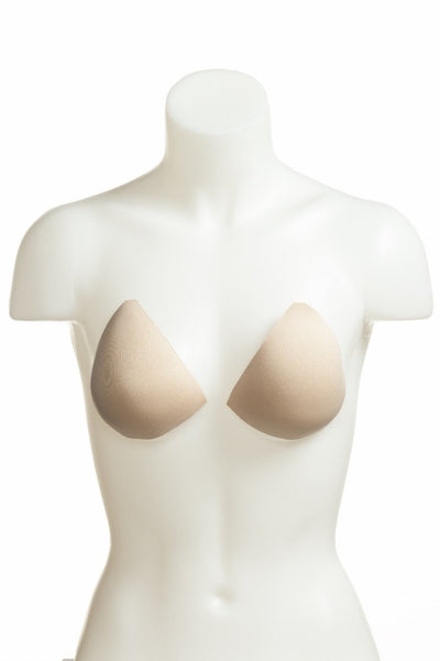 Triangular Shaped Molded Bra Cup (One Pair) by Wear Ease®