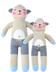 Blabla Kids Dolls - Medium-Wooly the Sheep
