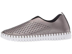 Ilse Jacobsen 3576 Tulip Shoe in Gunmetal