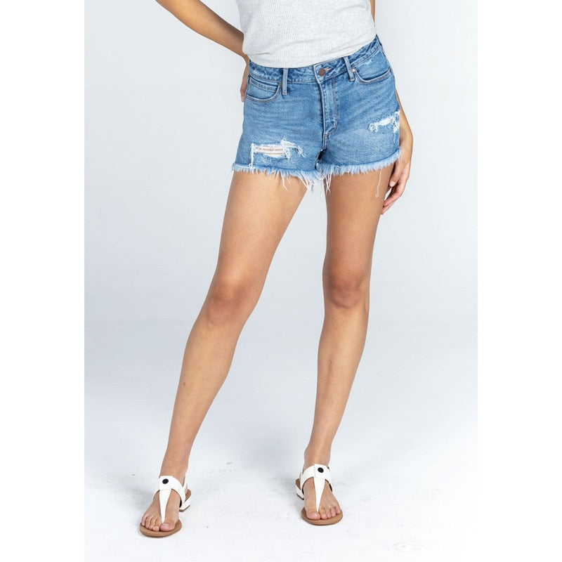 Articles Of Society Meredith Shorts in Kona Wash