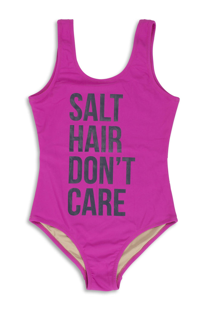 Shade Critters Salt Hair Don't Care Scoop Swimsuit