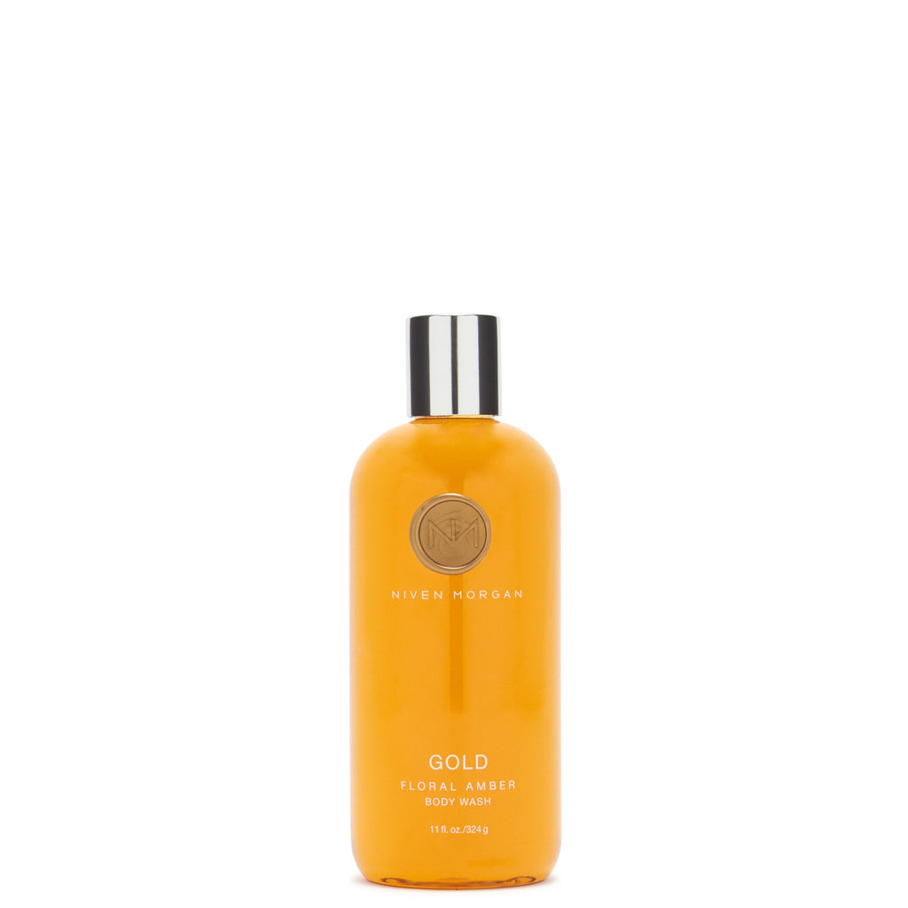Niven Morgan Gold Body Wash
