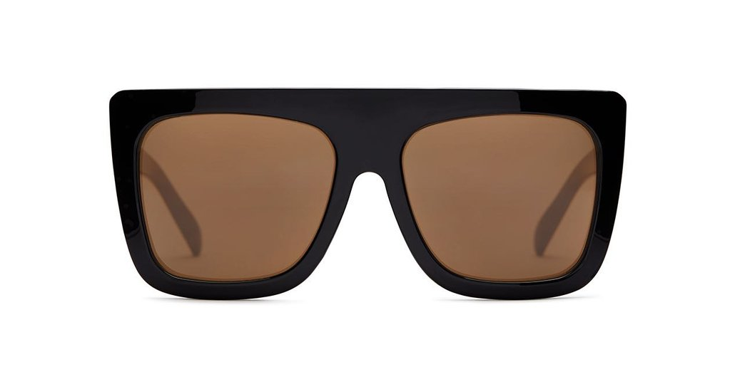 Quay Australia Cafe Racer Sunglasses - Black