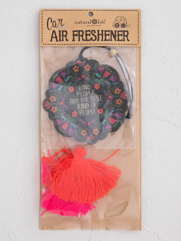 Kind People Car Air Freshener