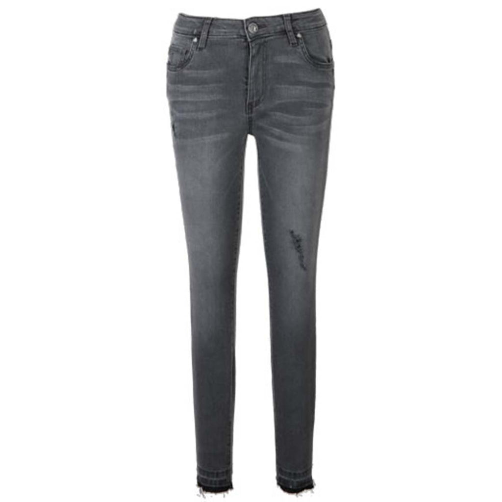 Kut Donna Ankle Skinny Jeans in Prized Wash